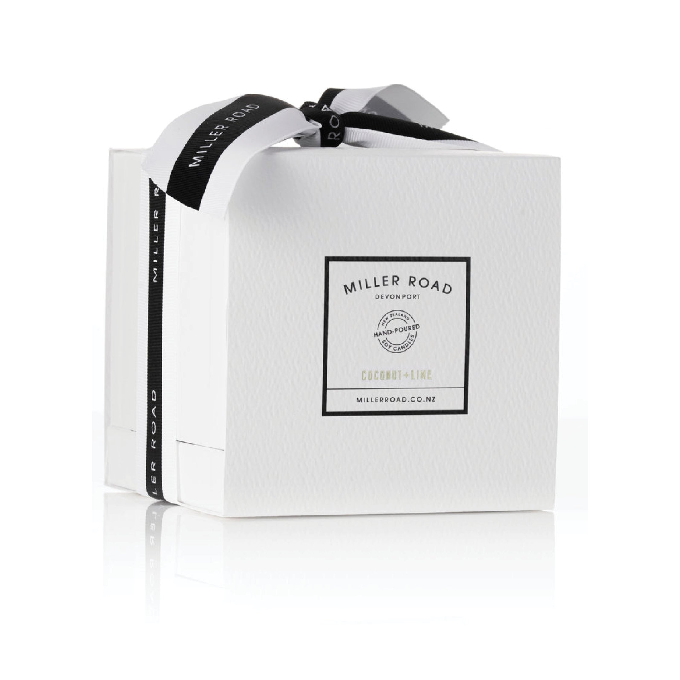 Miller Road Luxury Range Candle Coconut & Lime