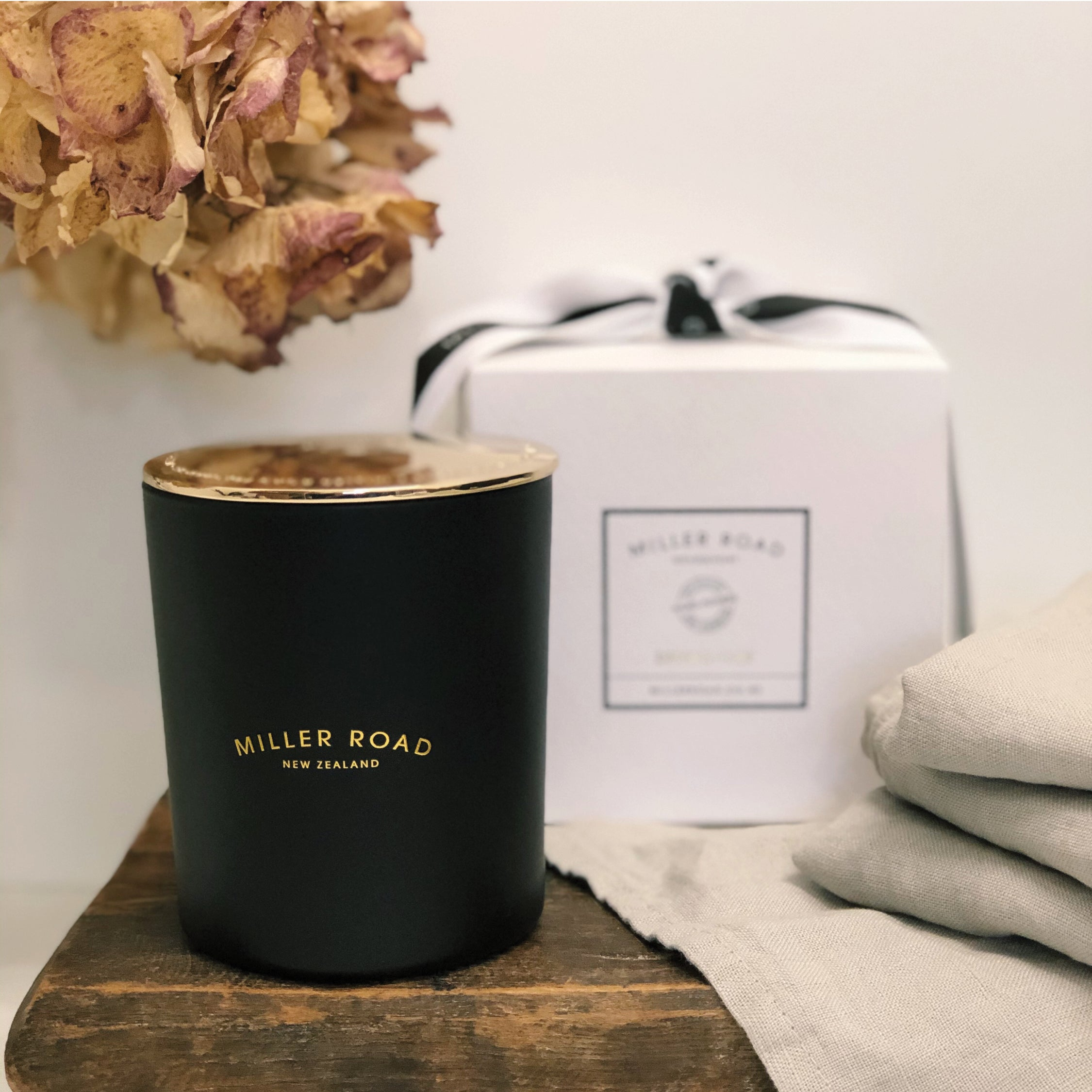 Miller Road Luxury Range Candle Moroccan Sunset