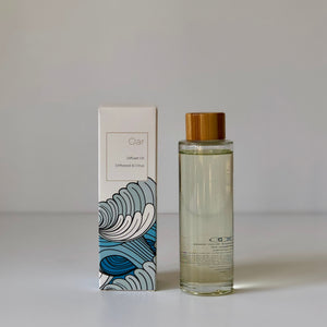Diffuser Oil OAR Driftwood & Citrus 100ml
