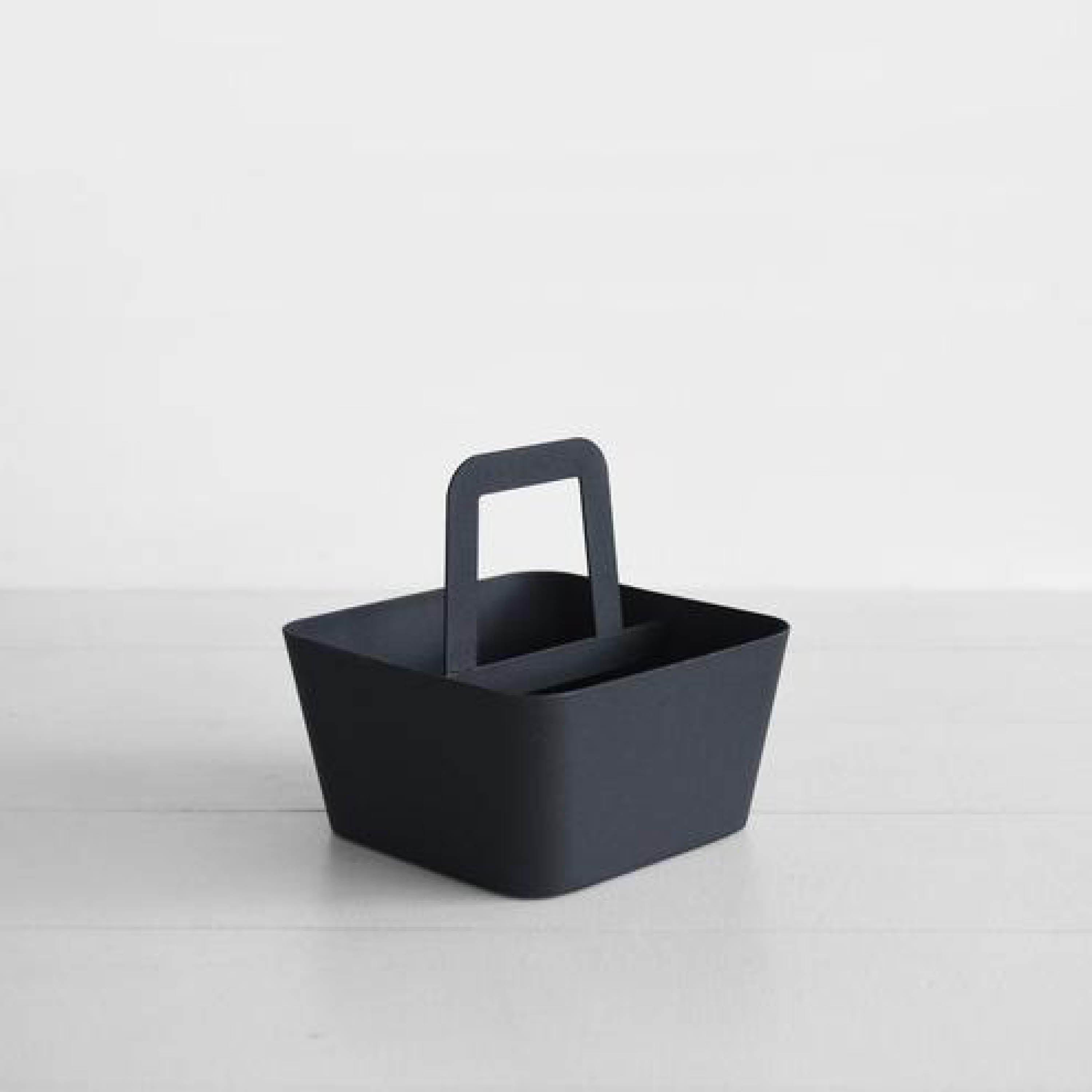 Yamazaki Small Tower Tool Box in Black