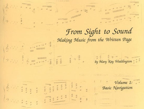From Sight to Sound Vol. 1