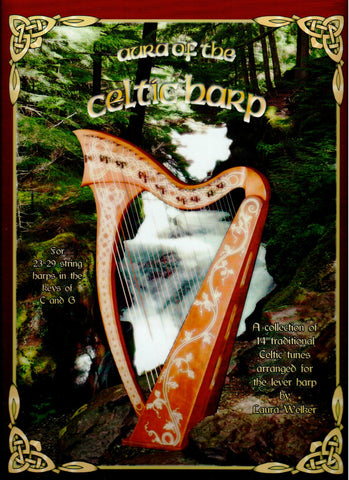 Aura of the Celtic Harp