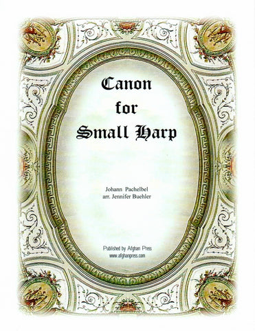Canon for Small Harp