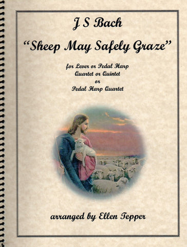 """Sheep May Safely Graze"""