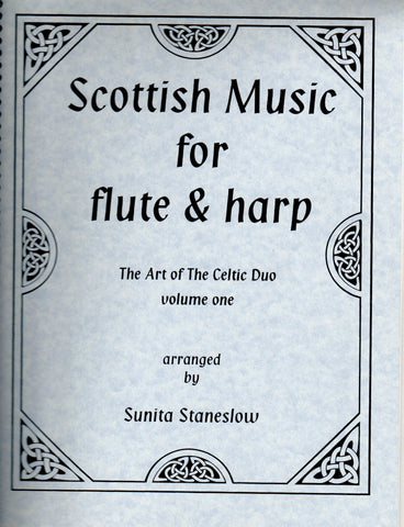 Scottish Music for Flute and Harp