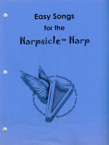 Easy Songs for the Harpsicle Harp Vol. 1