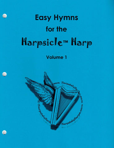 Easy Hymns for the Harpsicle Harp Vol. 1