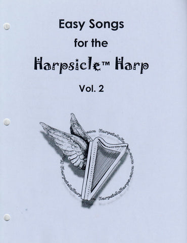 Easy Songs for the Harpsicle Harp Vol. 2