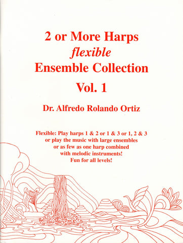 2 or More Harps Flexible Ensemble Collection Vol. 1