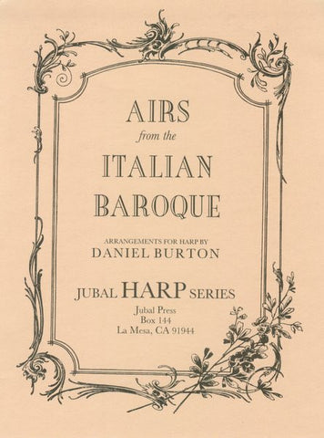 Airs From The Italian Baroque