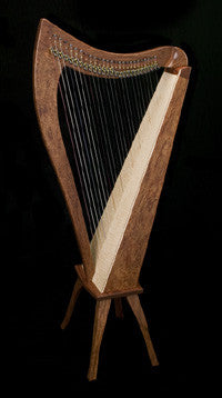 #21 A for Dusty Strings 26-String Harp