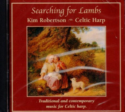 Searching for Lambs (CD)
