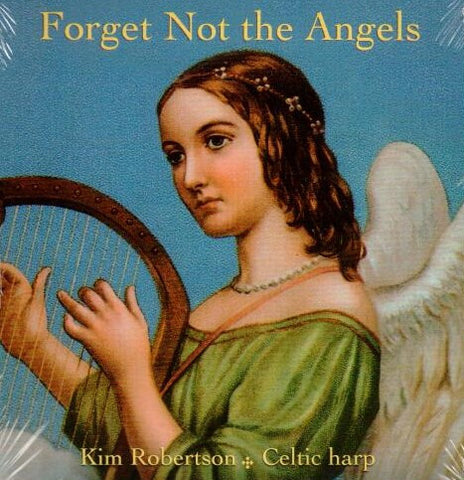 Forget Not the Angels (CD)