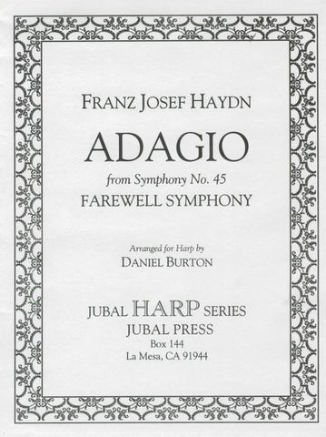 Adagio from Symphony No. 45 (Farewell)