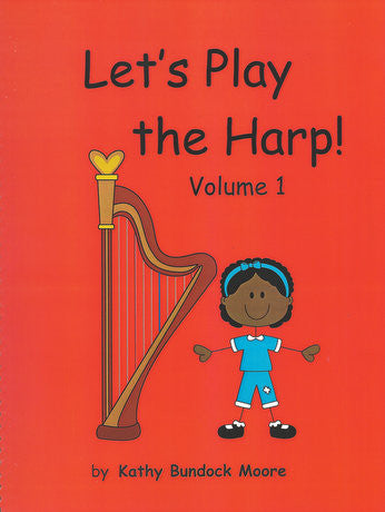 Let's Play the Harp Volume 1