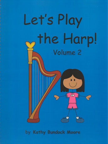 Let's Play the Harp Volume 2