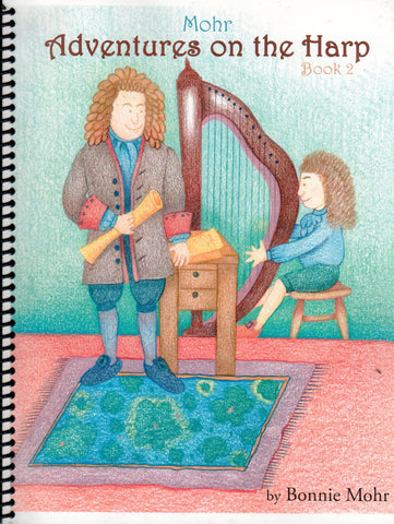 Adventures on the Harp Book 2