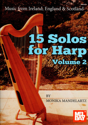 15 Solos for Harp Vol. 2
