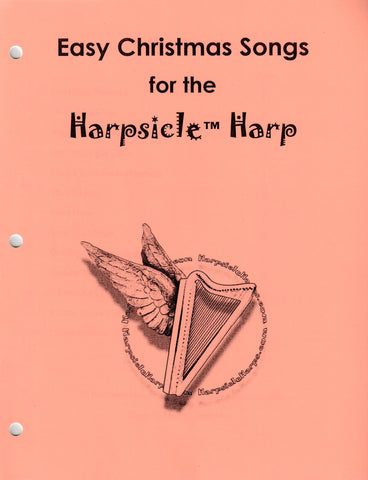 Easy Christmas Songs for the Harpsicle Harp