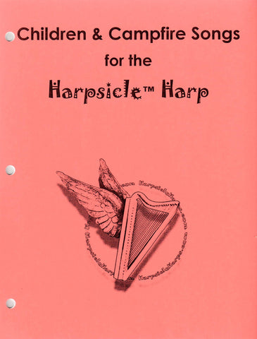 Children & Campfire Songs for the Harpsicle Harp