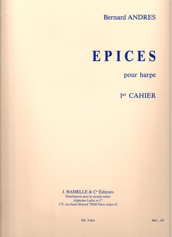 Epices Book 1