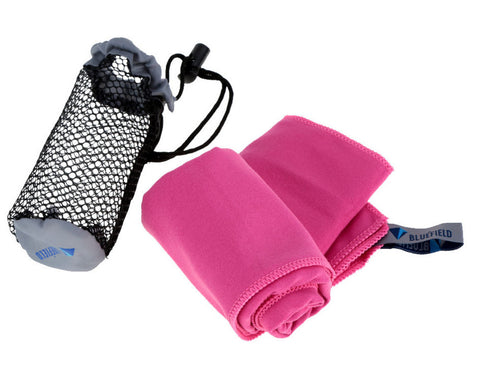 Quick Dry Towel - Compact Travel Sports Towel for Backpackers and Hostelers