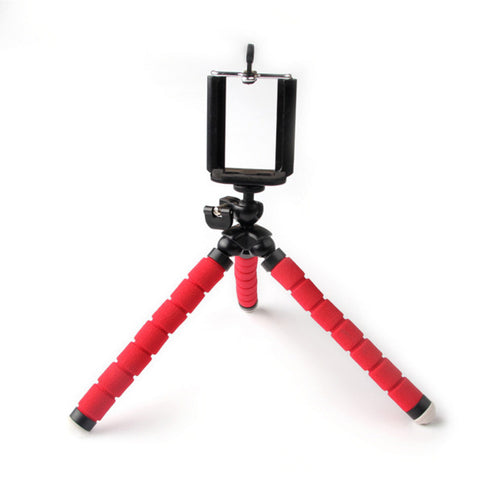 Smartphone Camera Tripod Monopod with Flexible Legs