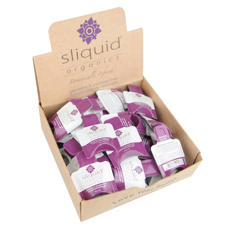 Sliquid Organics Natural Gel (60/DP)