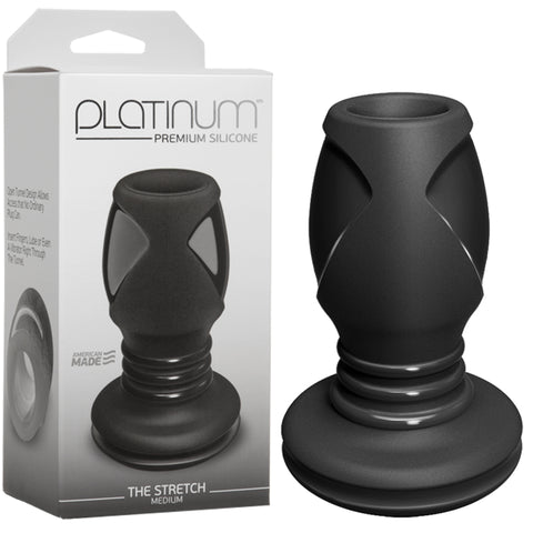 Platinum - The Stretch-Medium Black