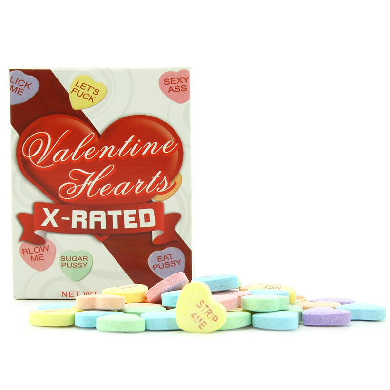 Valentines XRated Heart Candy (24/DP)