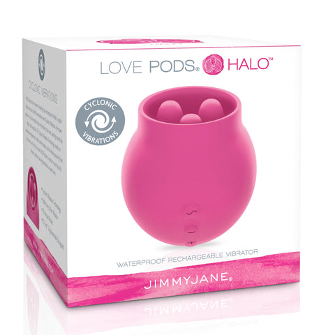 Jimmyjane Love Pods Halo Dark Pink