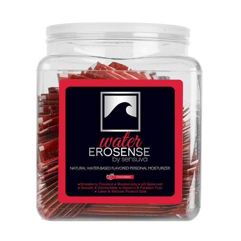 Erosene Strawberry Water Base 100pc Tub