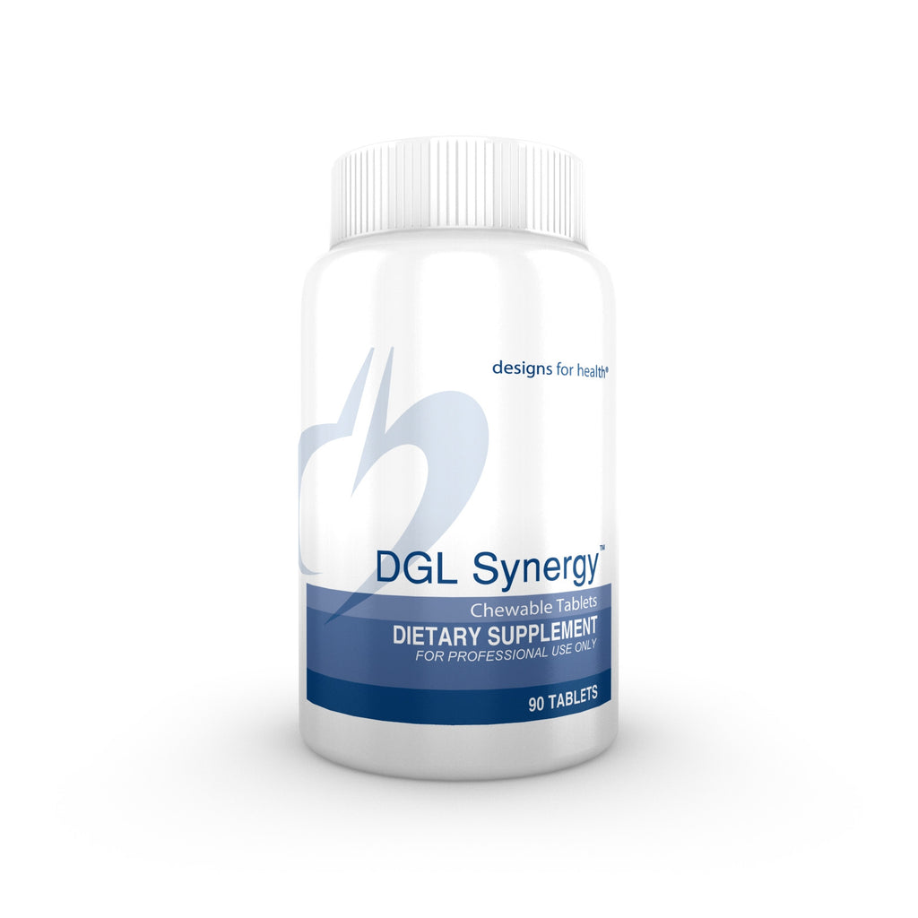 DGL Synergy™ - 90 Chewable Tablets
