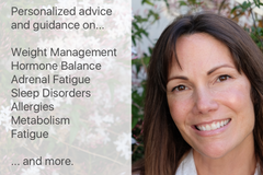 Naturopathic Consultations - Three 1-Hour Sessions
