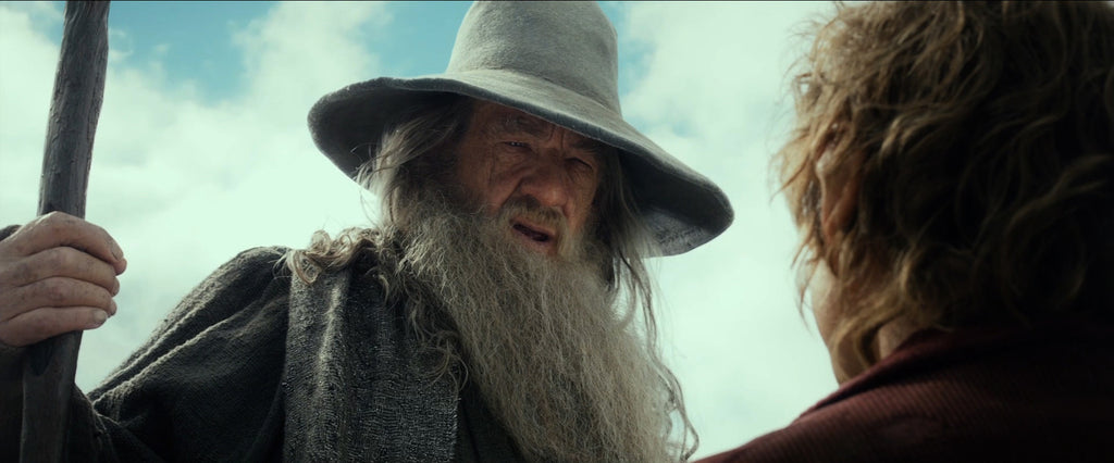 Bilbo, Gandalf, & Life Change
