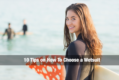 Tips on How to Choose a Wetsuit