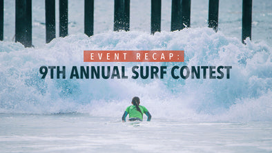 Event Recap: 9th Annual Surf Contest