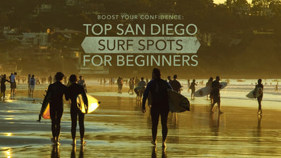 Boost Your Confidence: Top San Diego Surf Spots for Beginners