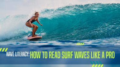 Wave Literacy: How to Read Surf Waves Like a Pro