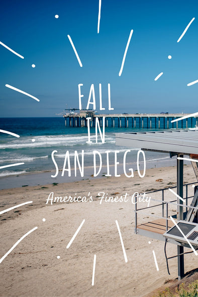 Fall in San Diego