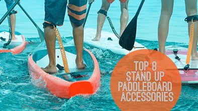 Stand Up Paddleboard Accessories