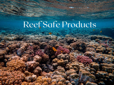 Surf Conscious: Use Reef Safe Products