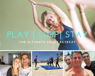 Surf | Stay | Play, behind the scene!