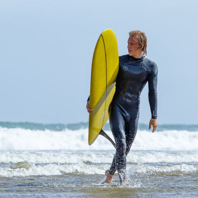 Surfing Without A Wetsuit