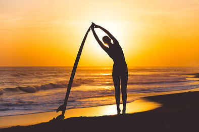 Surf. Yoga. Meditate.