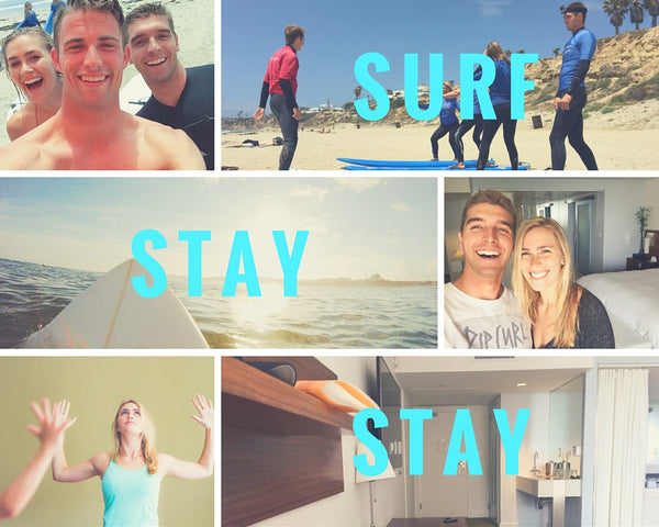 Surf | Stay | Play
