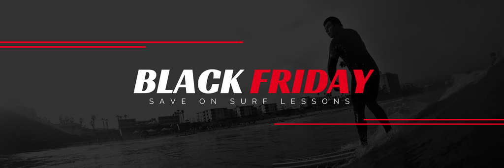 Black Friday Surfing