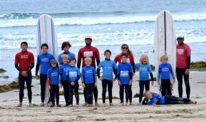 surf lessons and surf camps in pacific beach or ocean beach