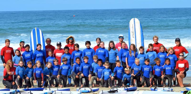 SanDiego Summer surf Camp