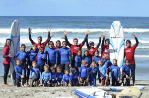 Summer surf camps san diego